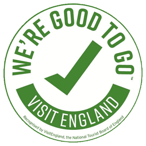 Visit England - Were Good To go Logo