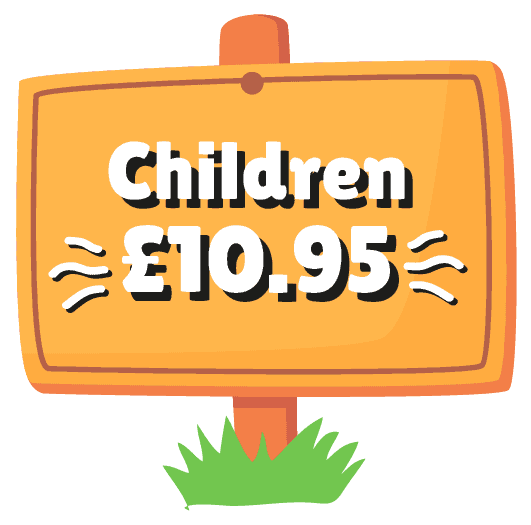 Prices Children £10.95