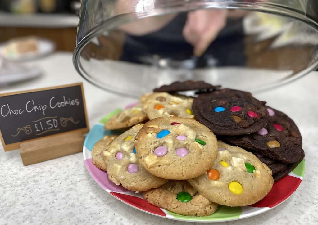 Home med cookies at cockfields farm