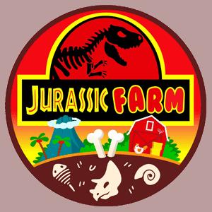 jurassic farm logo